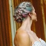 Silk Hair Bridal Gallery - Bride Hair