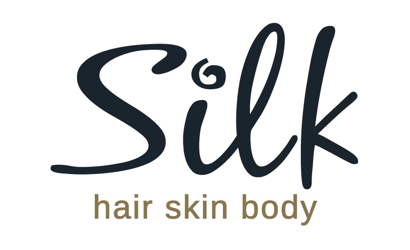 Silk Hair Skin Body Logo