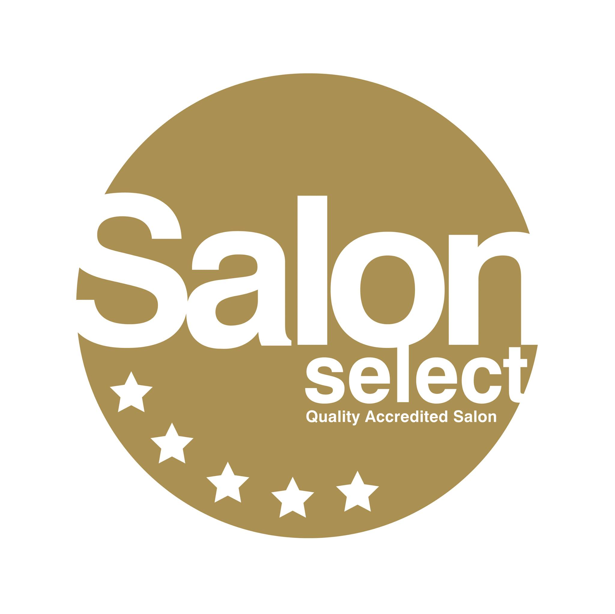 gold salon select quality accredited salon