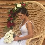 Silk Hair Bridal Gallery - Bride Hair Style